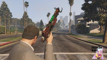 Ray Gun Mark II - GTA5