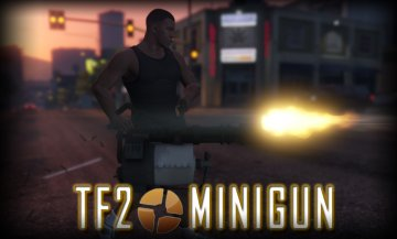 [TF2] Heavy Minigun