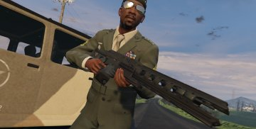 Battlefield 4 Weapons Pack - GTA5