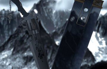 Gun Blade & Buster Sword (Final Fantasy)