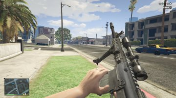 MR-28 [Call of Duty Ghosts] - GTA5