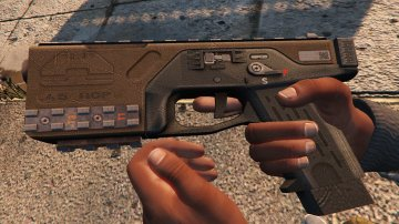 KAP-40 (From Black Ops 2)