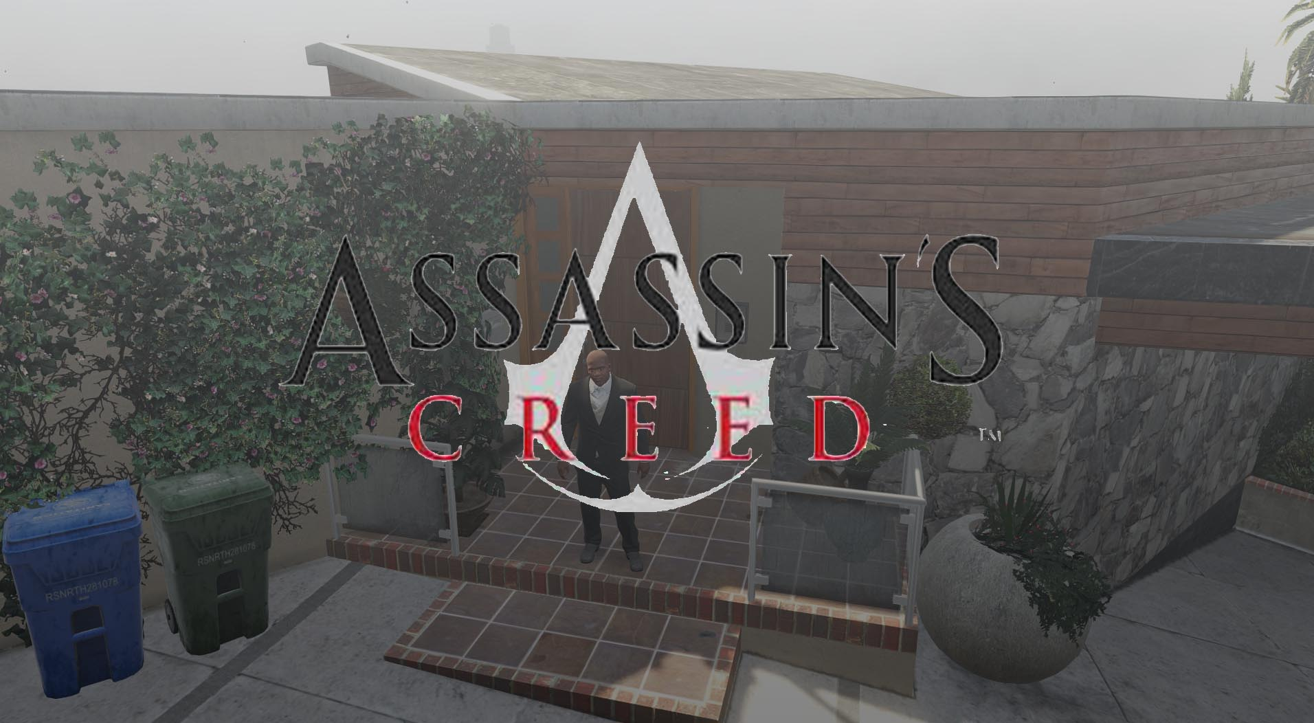 FranklinHouse Assassin's Creed - GTA5