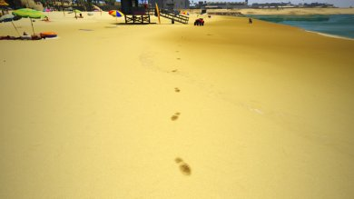 HD Vespucci Beach Textures - GTA5