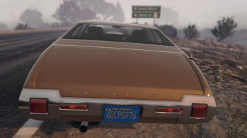 Real California License Plates - GTA5
