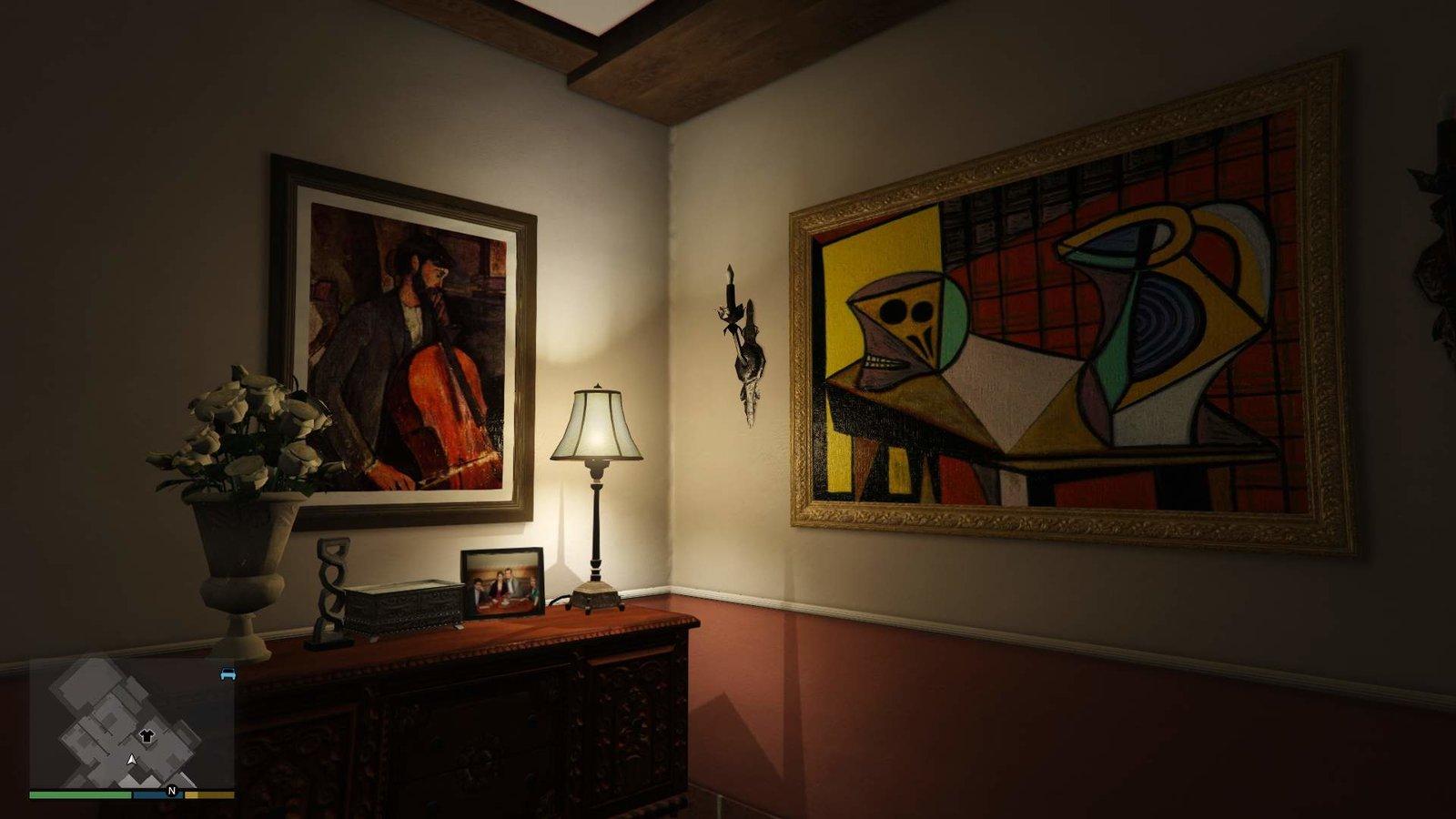 Chambre monster high tracey v 2 0 oeuvres d 39 art michael divers pour gta v sur gta modding - Accessoire monster high pour chambre ...