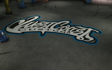 WestCoast Customs (Sunset) - GTA5
