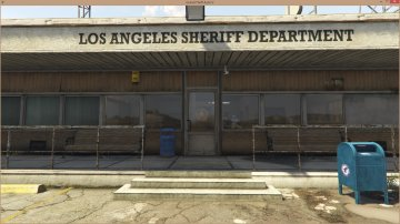 LAPD - Sandy Shores Police Station