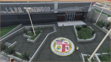LAPD - Vinewood Police Station - GTA5