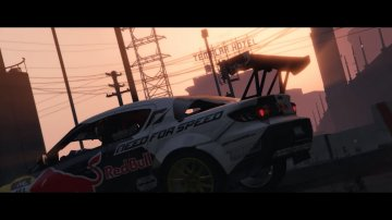 Formula 1/Drift Cars Sound - GTA5