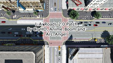 L.A. Roads Patch [OIV]