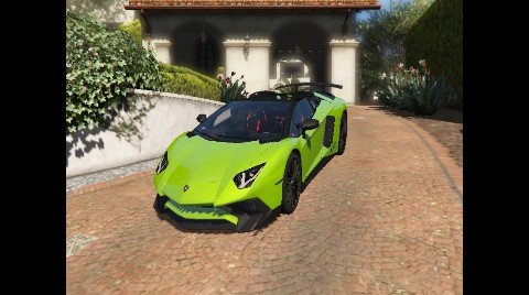 Lamborghini Adventador Sound Mod - GTA5