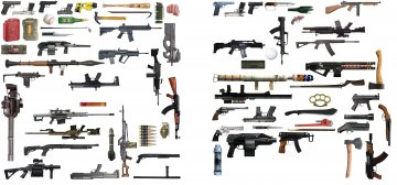HD Real Weapon Icons