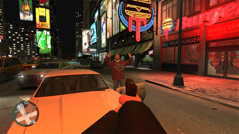 First Person Mod - GTA4