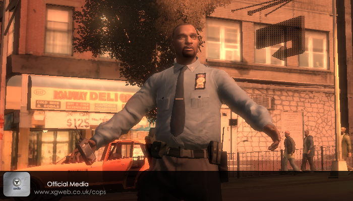 LCPD First Response  - GTA4