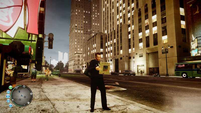 Big City Life - GTA4