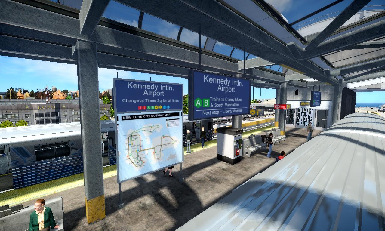Métro de New York - Mods pour GTA IV sur GTA Modding