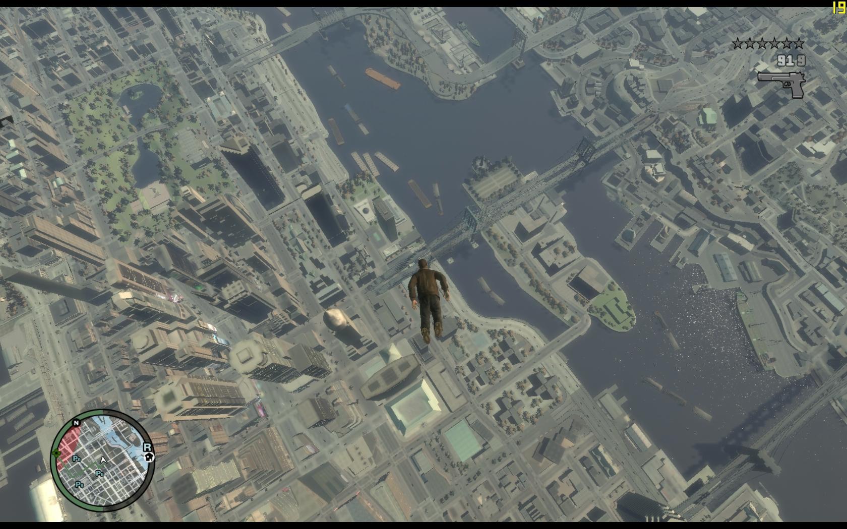 gay tony parachute locations