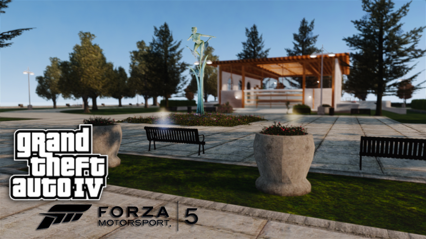 Forza Motorsport 5 Garage - GTA4