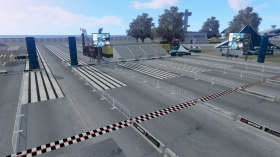 Euro Drag Strip - GTA4