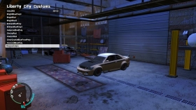 Liberty City Customs - GTA4