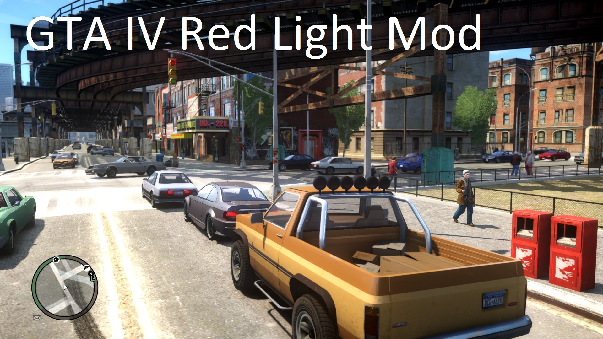 Red Light Mod - GTA4