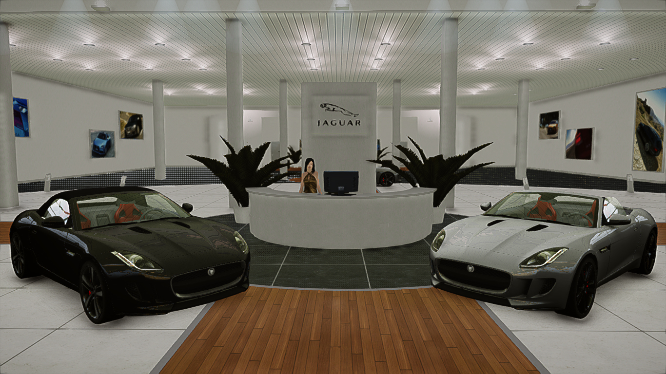 Audi Showroom mod gta 4 - YouTube