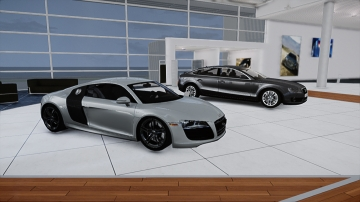 TDU2 Audi Showroom - GTA4
