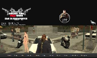 GTA IV:Multiplayer - Central Park Gang Wars - GTA4