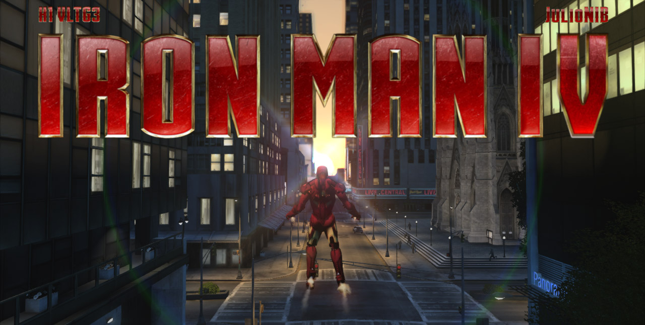 Iron Man IV 2.2 - GTA4
