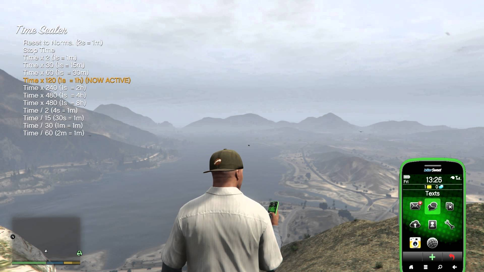 Time Scaler - GTA5