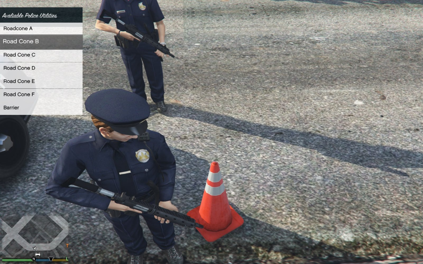 police mod 1 0b
