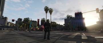 Improved Visual Settings - GTA5
