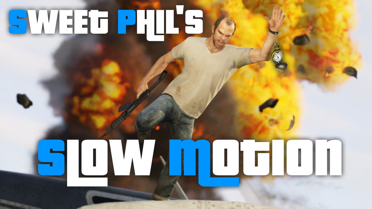 Sweet Phil's Slow Motion Plugin - GTA5