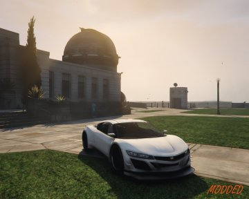 Enhanced Ambient Occlusion - GTA5