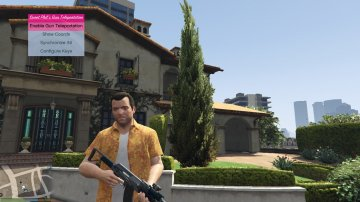 Sweet Phil's Gun Teleportation - GTA5