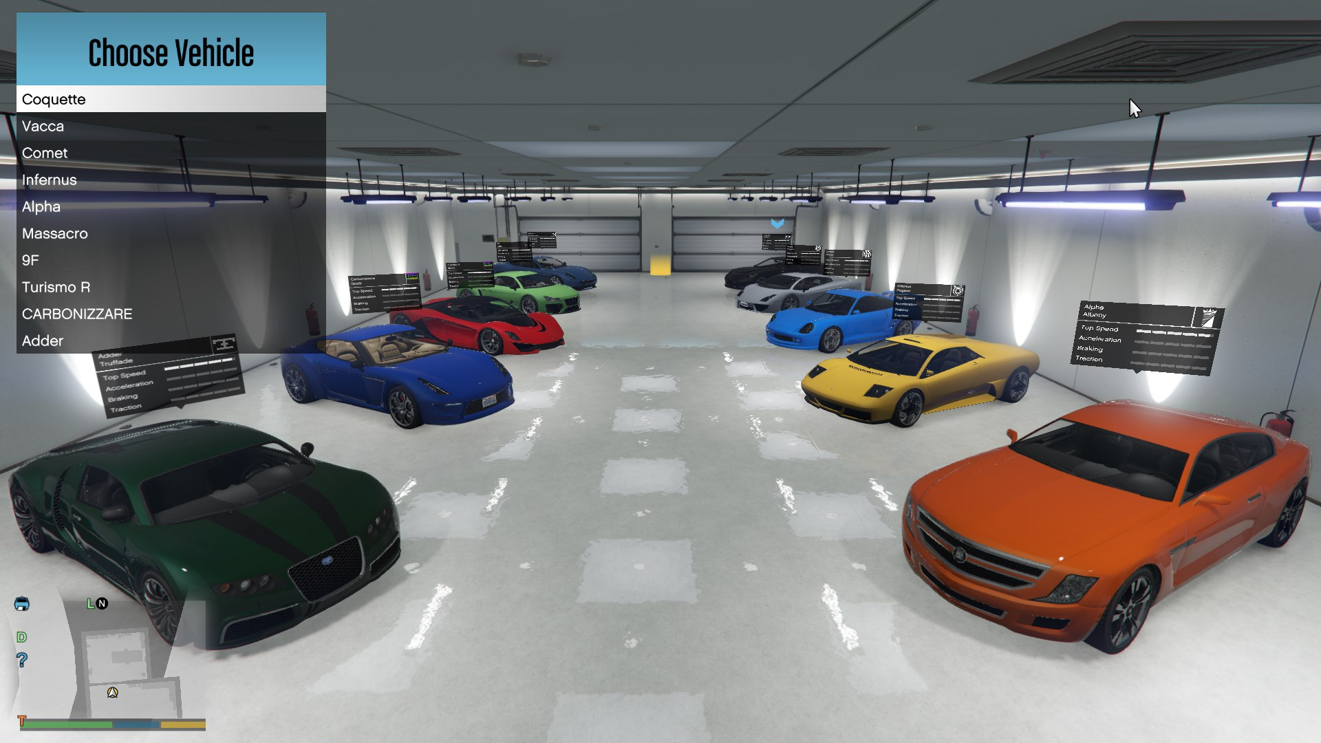Single player garage mods pour gta v sur gta modding for 5 car garage