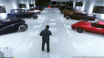 Fully Loaded Single Player Garages - GTA5