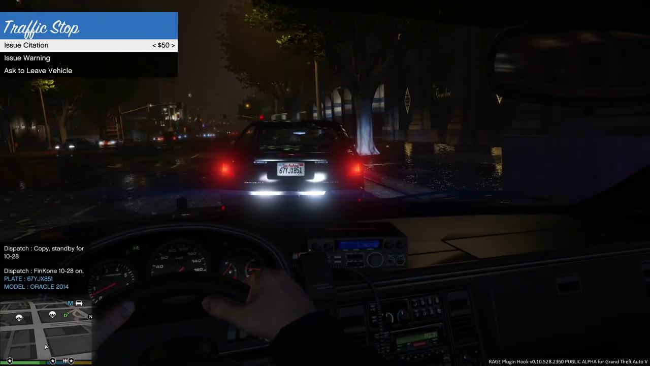 Police Radio Mod for LSPDFR - Mods pour GTA V sur GTA Modding