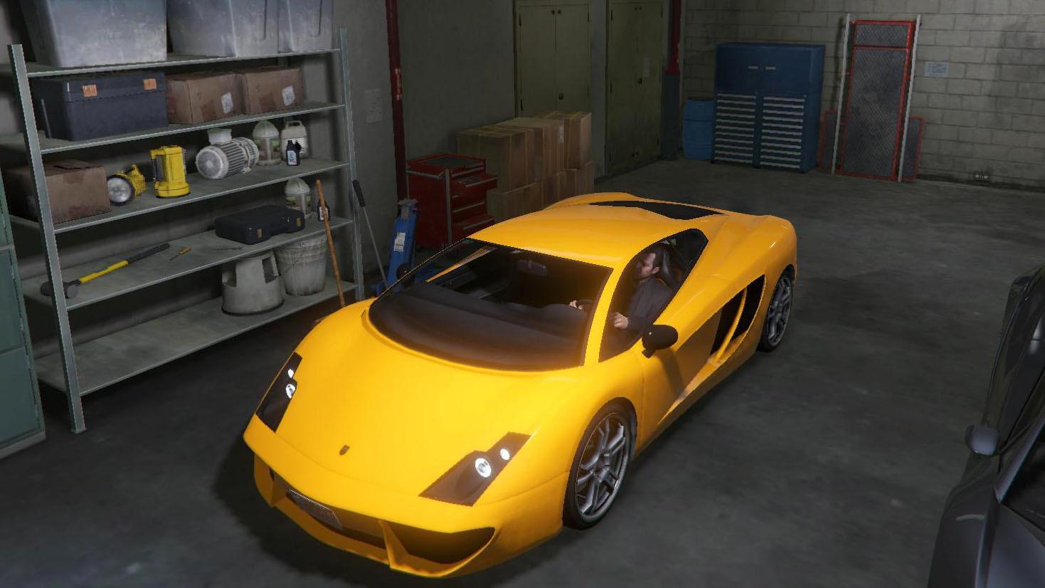 Realistic Driving V - Mods pour GTA V sur GTA Modding