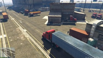 enRAGEd Trucking - GTA5
