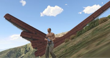 Mountain Ramp - GTA5