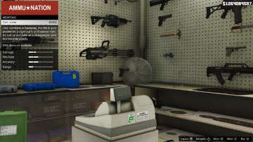 Real Weapon Names - GTA5