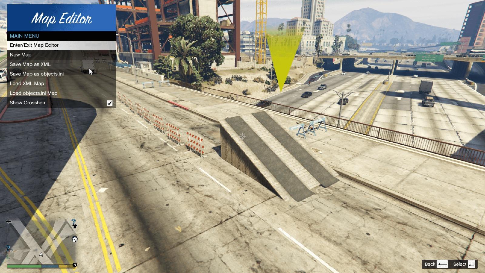 Map Editor - Mods pour GTA V sur GTA Modding