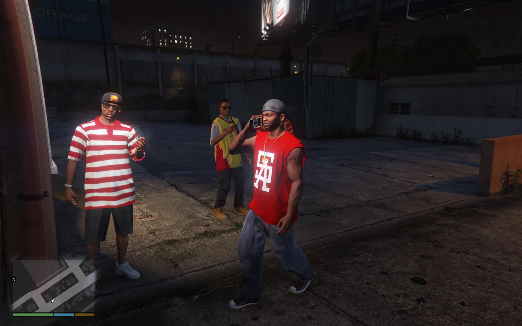 real gangsta mod