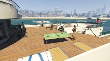 Heist Yacht Improvements - GTA5