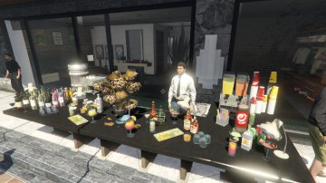 Franklin's Bachelor Pad - GTA5