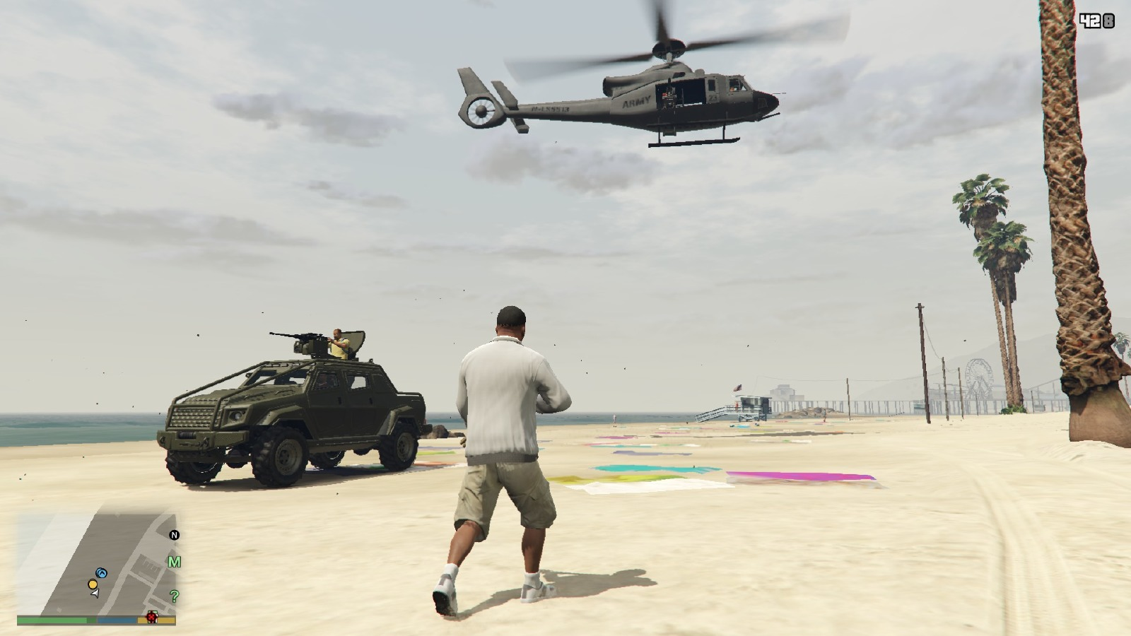 Bodyguards Squads - GTA5