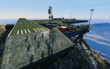 Chiliad Airport (Civilian) - GTA5
