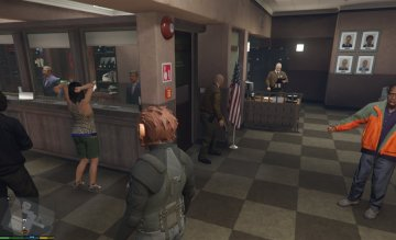 Paleto Bank Rob - GTA5